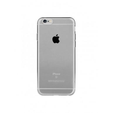 Cиликоновый чехол Baseus Pure Transparent Black для iPhone 6/6s