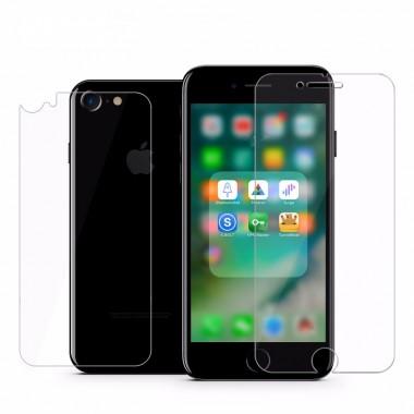 """Комплект защитных стекол """"Remax"""" для iPhone 7 Plus"""