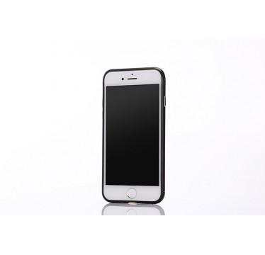 Металлический черный бампер для iPhone 7 Plus