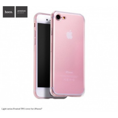 Силиконовый чехол Hoco Light Series TPU Transparent для iPhone 7