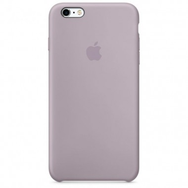 Lavender Apple silicone case для iPhone 6/6s