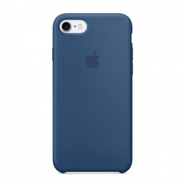 Ocean Blue Apple silicone case для iPhone 7/8