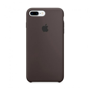 Cocoa Apple silicone case для iPhone 7plus/8plus