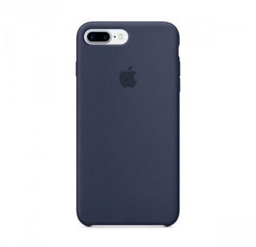 Midnight  Blue Apple silicone case для iPhone 7plus/8plus