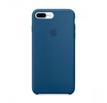 Ocean Blue Apple silicone case для iPhone 7plus/8plus