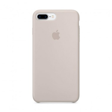 Stone Apple silicone case для iPhone 7plus/8plus