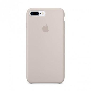 Stone Apple silicone case для iPhone 7plus/8plus