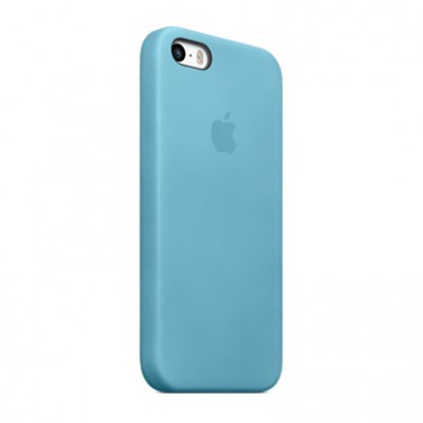 Blue Apple silicone case для iPhone 5/5s/5se