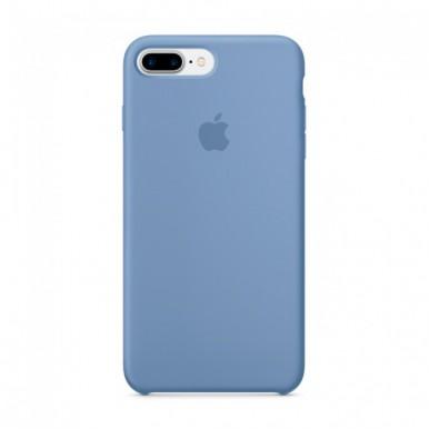 Azure Apple silicone case для iPhone 7plus/8plus