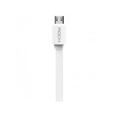 Micro USB кабель Rock Flat Data