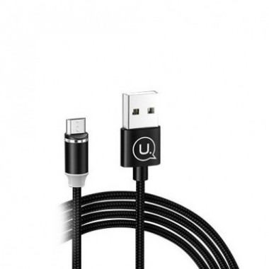 Micro USB кабель Usams Magnetic Chargng
