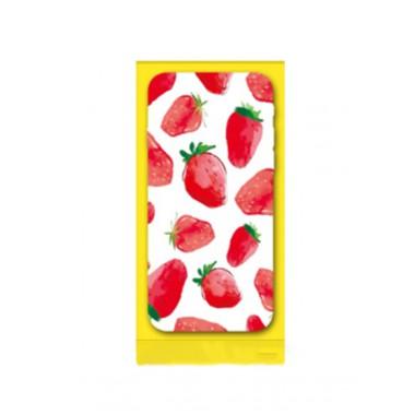 Пластиковый чехол с силиконовым бампером Hoco для iPhone 5/5s/SE