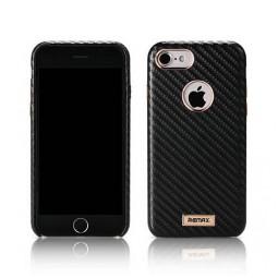Чехол Remax Carbon black для iPhone 7