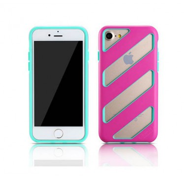 Чехол Remax Feeling розовый для iPhone