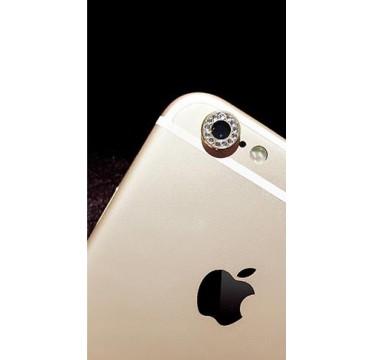 Защита камеры Silver для iPhone 6/6S