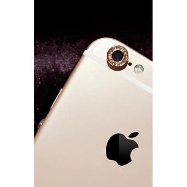 Защита камеры Gold для iPhone 6/6S