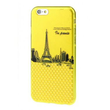 """Силиконовый чехол """"in Paris"""" для iPhone 6/6s"""