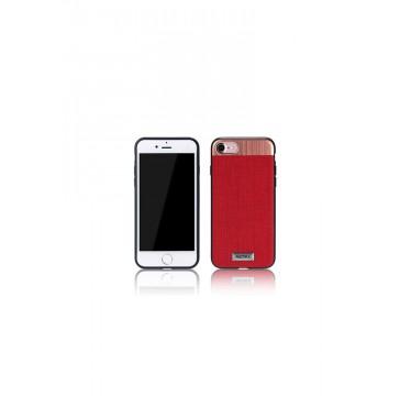 "Красный чехол ""Remax Mins Creative Case"" для iPhone 7 Plus"
