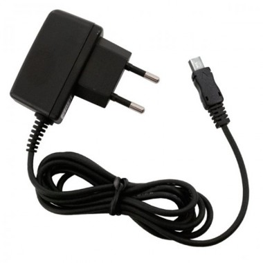 Сетевое зарядное устройство с кабелем micro USB
