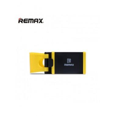 """Универсальный автодержатель """"Remax RM-C11"""" черно-желтый"""