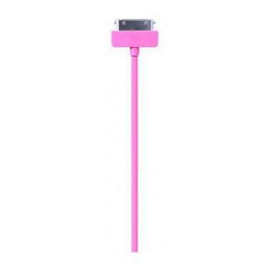 Зарядный USB кабель Golf оранжевый для iPhone 3G/4/4S, iPod touch, iPad