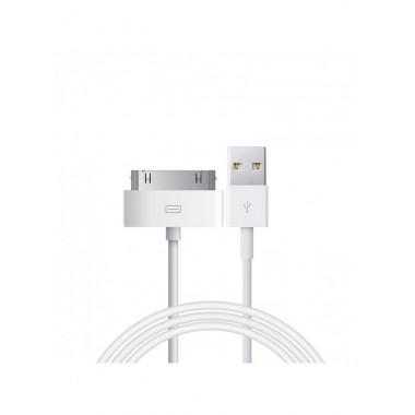 """Зарядный USB кабель """"Hoco UP301"""" для iPhone 3G/4/4S, iPod touch, iPad"""