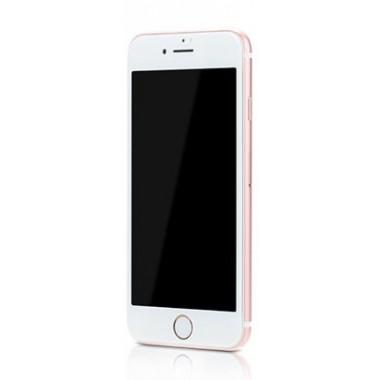 Защитное 3D стекло белое с силиконовыми краями Remax для iPhone6/6s