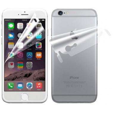 Комплект матовых защитных пленок для iPhone 6/6s
