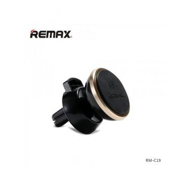Автодержатель Remax 360 c двумя магнитами