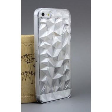 Пластиковый чехол Ромб для iPhone 5/5s/SE