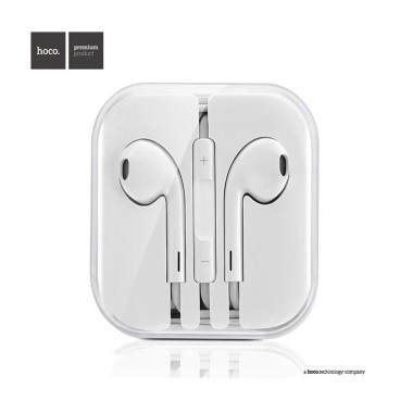 Гарнитура Hoco Apple M1 white