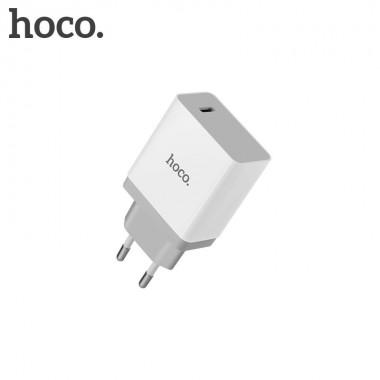 Сетевое зарядное устройство Hoco Bele QC3.0 Type-c