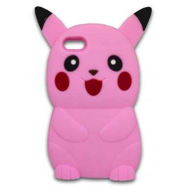 Силиконовый 3D чехол Pokemon big для iPhone 5/5s/SE