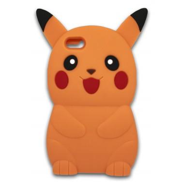 Силиконовый 3D чехол Pokemon big для iPhone 6/6s